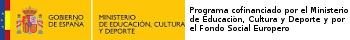 Programa financiado por el Ministerio de Educación, Cultura y Deporte y cofinanciado por el Fondo Social Europeo